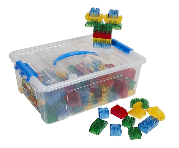 ECR4Kids Math Manipulatives Building Kits