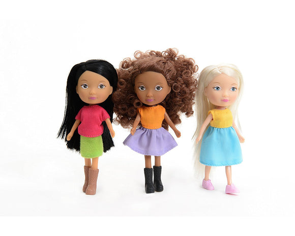 Neat Oh Everyday Princess Unity Doll Set