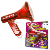 Fun Central AU025 Multi Voice Changer - Change your voice with 8 different voice modifiers -Red