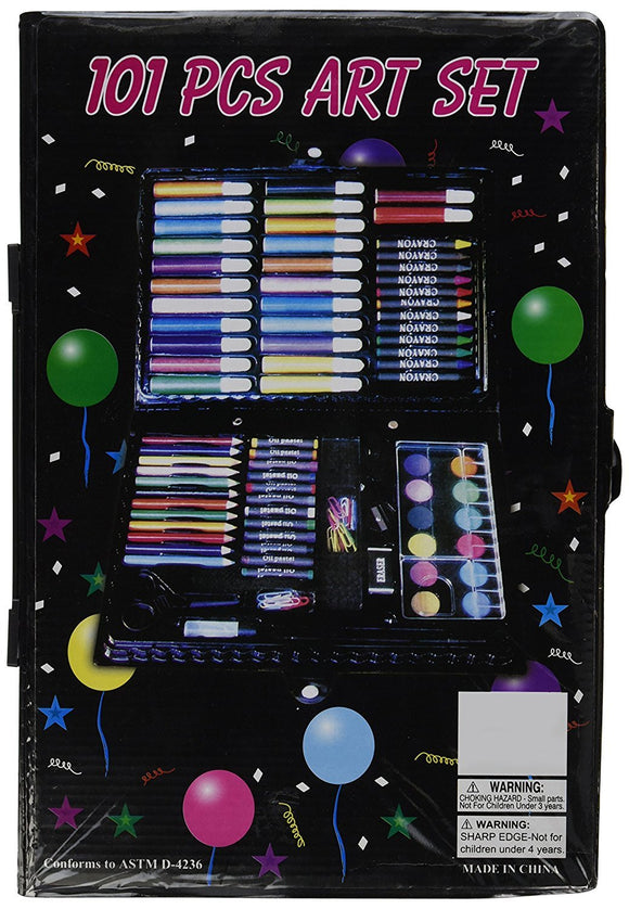 Rhode Island Novelty Art Set, 101-Piece