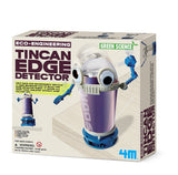 4M Tin Can Edge Detector Science Kit