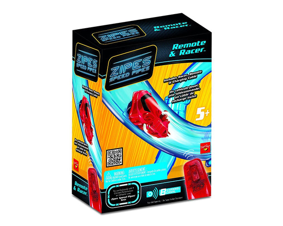 Zipes Speed Pipes - Remote & Racer