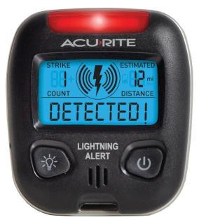 AcuRite Portable Lightning Detector