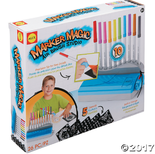 Artist Studio Marker Magic Air Brush Studio