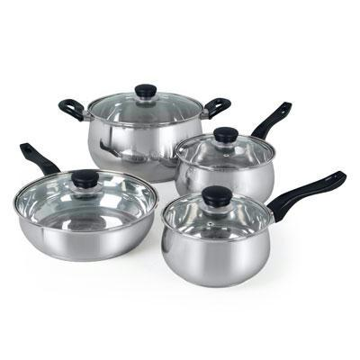 Os Rametto 8 PC Cookware Set