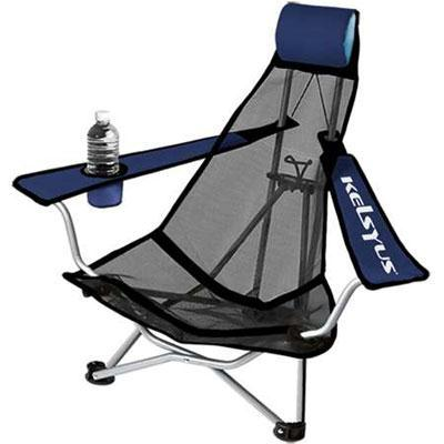 K Backpack Chair Mesh Blue