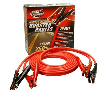 Cc 4gauge HD Booster Cables