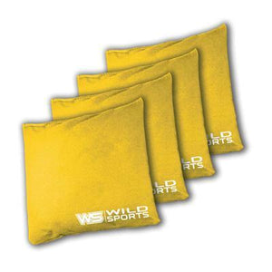 Xl Bean Bag 4pk Yellow