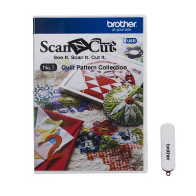 Scanncut Quilt Pattern Collect