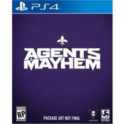Agents Of Mayhem  Ps4 Launch