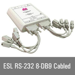 8 Rs232 IP Enabled 9 Pin Seria