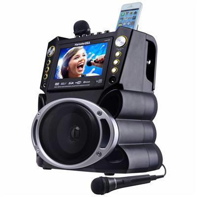 Dvd Cdg Mp3g Karaoke Machine