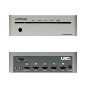 4x1 HDMI 1.3 Switcher