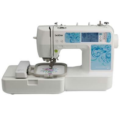 Computerizd Embroidery Machine