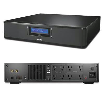 Power Conditioner With Back Up