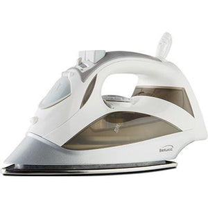 Power Steam Iron Stainless Wht