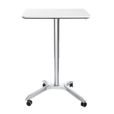 Airlift Sit Stand Mobile Deskwht