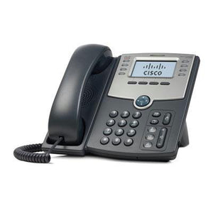 8 Line IP Phone With Display