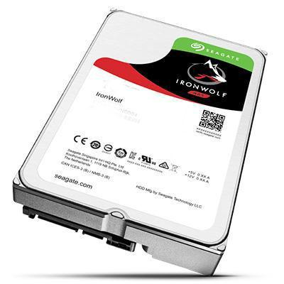 3tb Seagate Ironwolf Single Pk