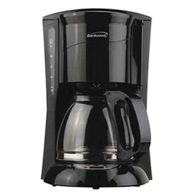 Coffee Maker 12cup Black