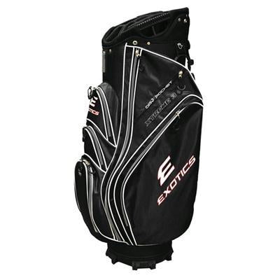 Exotics Xtreme3 Cart Bag Blk