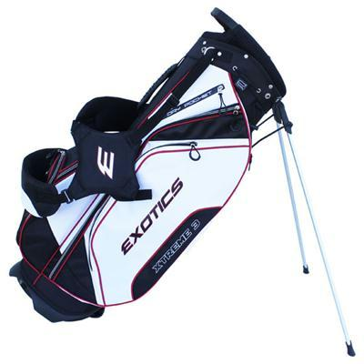 Exotics Xtreme3 Cart Bag Blkwh