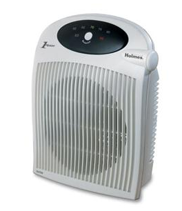 Holmes 1500-Watt Slim Profile Heater Fan