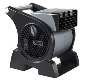 Lasko Pro-Performance High Velocity Utility Fan