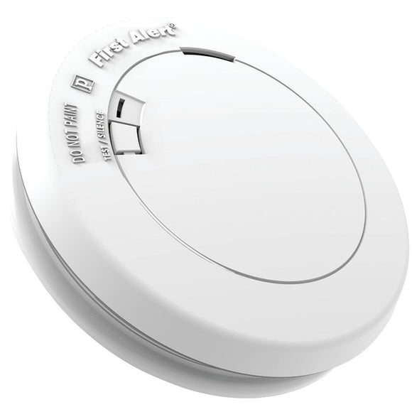 First Alert(R) PR710 10-Year Sealed-Battery Photoelectric Smoke Alarm