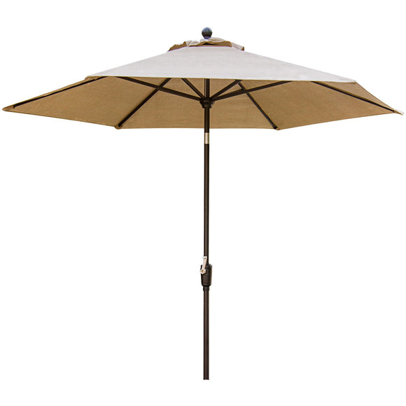 HANOVER/TRADITIONSUMB TRADITIONS 9' MARKET UMBRELLA - BRONZE/TAN