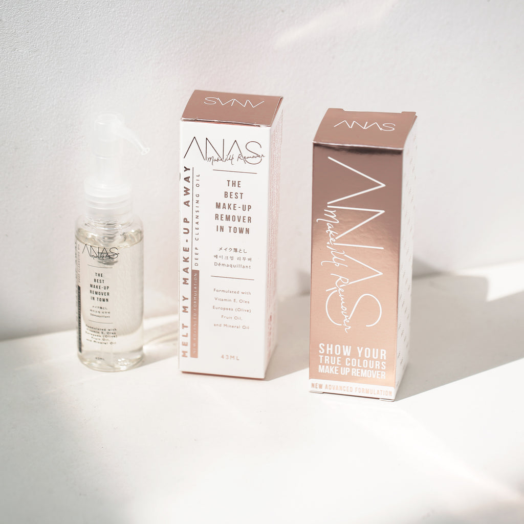 ANAS Makeup Remover (Cleasing Oil)