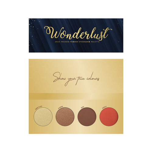 ANAS Wonderlust Eyeshadow Palette