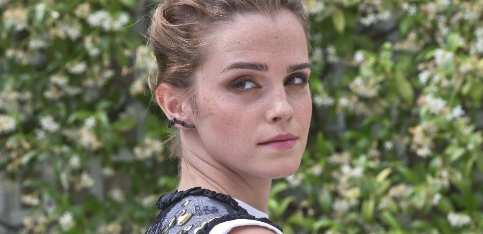 Emma Watson Rocks New Look As 2018 Begins