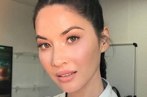 THE SIMPLE AND HYDRATING HACK THAT GAVE OLIVIA MUNN'S SKIN NEW LIFE