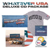 """Whatever USA"" Deluxe CD Package + Digital Download"