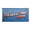 """Whatever USA"" - Wall Flag + Digital Download"