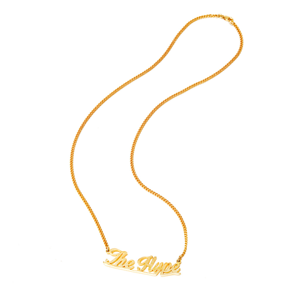the hype chain necklace hoodie allen