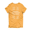 "Gold ""Hangin"" Baseball T-Shirt"