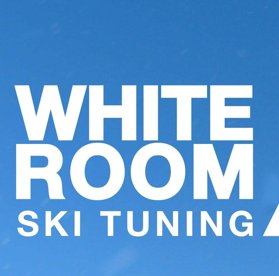 Whiteroom Ski Tuning - Edge and Hot Wax