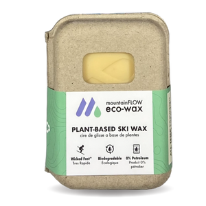 mountainFlow Plant Based Hot Wax 130g - All Temp Universal