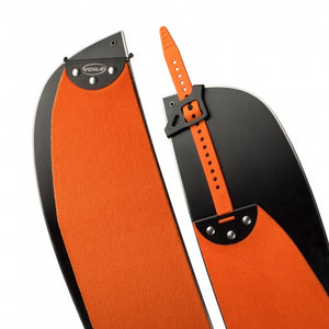 Voile Nylon Splitboard Skins with Tail Clips