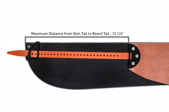Voile Splitboard Skins - Tail Clip Kit