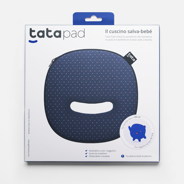 Tata Pad - Dispositivo Anti Abbandono Intelligente