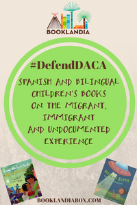Support the DREAMERS: Books on Migration