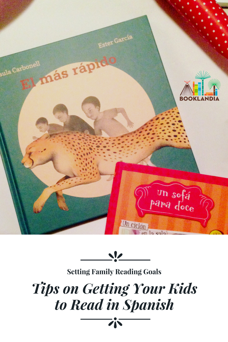 It's 2018!  Tips on Setting your Family Reading Goals