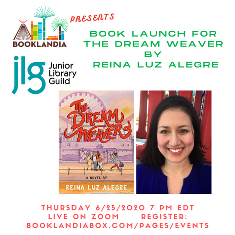 Book Launch for The Dream Weaver