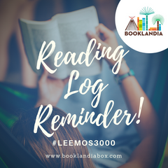 Reading Log Reminder