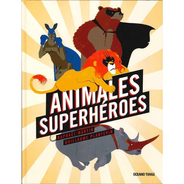 Animales Superheroes-Booklandia-bilingual-spanish-childrens-books