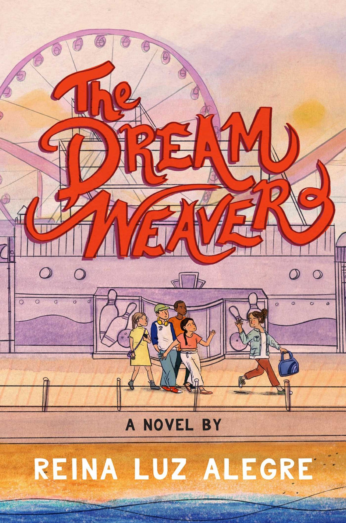 The Dream Weaver by Reina Luz Alegre-Signed Copy-Booklandia-bilingual-spanish-childrens-books
