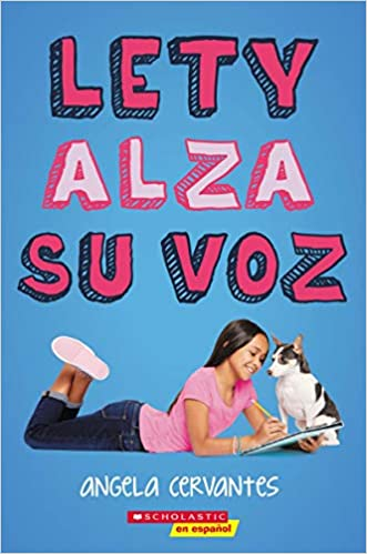 Lety Alza su Voz = Lety Out Loud-Booklandia-bilingual-spanish-childrens-books